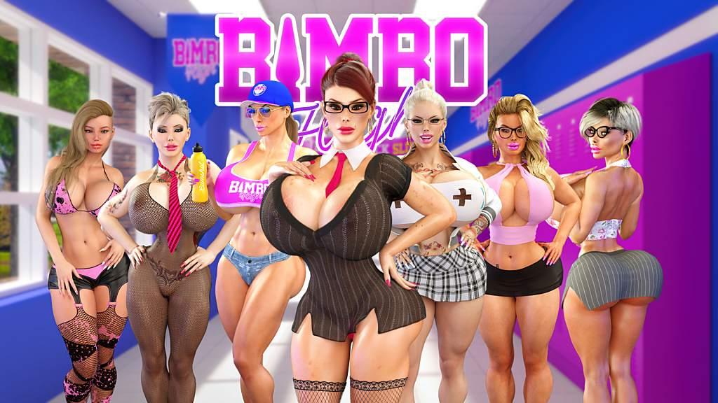 Bimbo High [v0.31a] [P1NUPS]