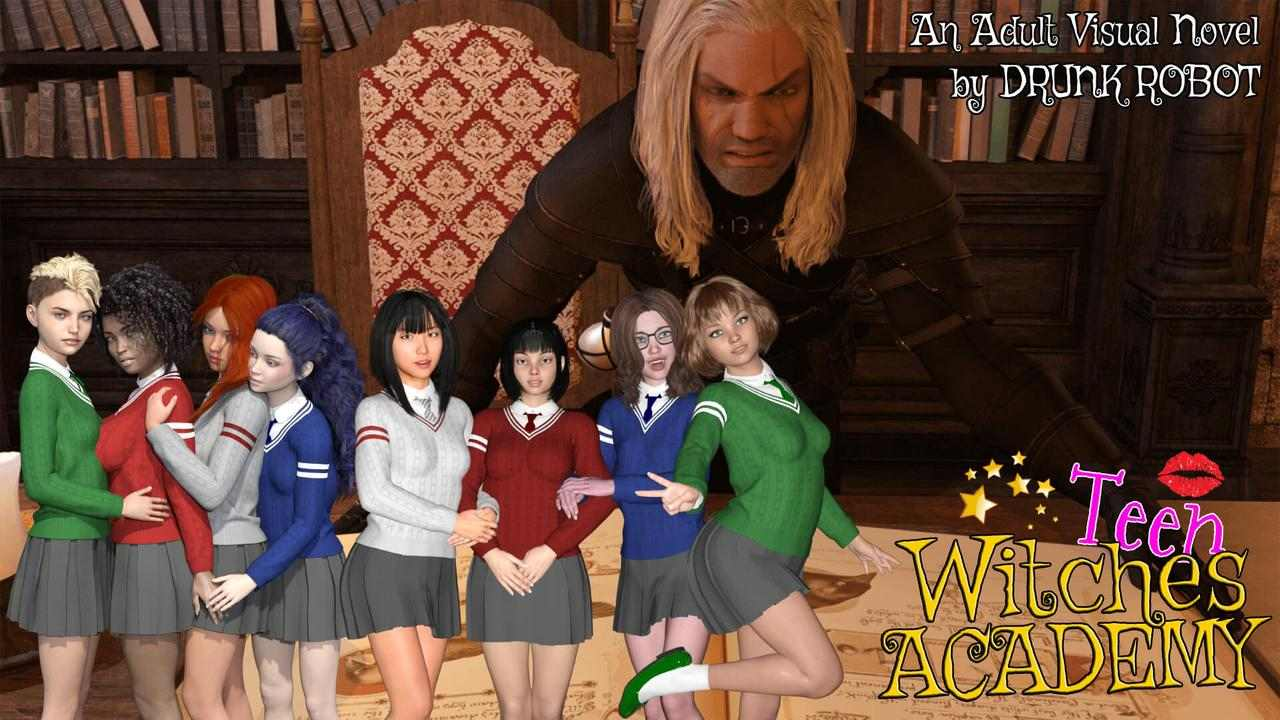 Teen Witches Academy [v0.04] [Drunk Robot]