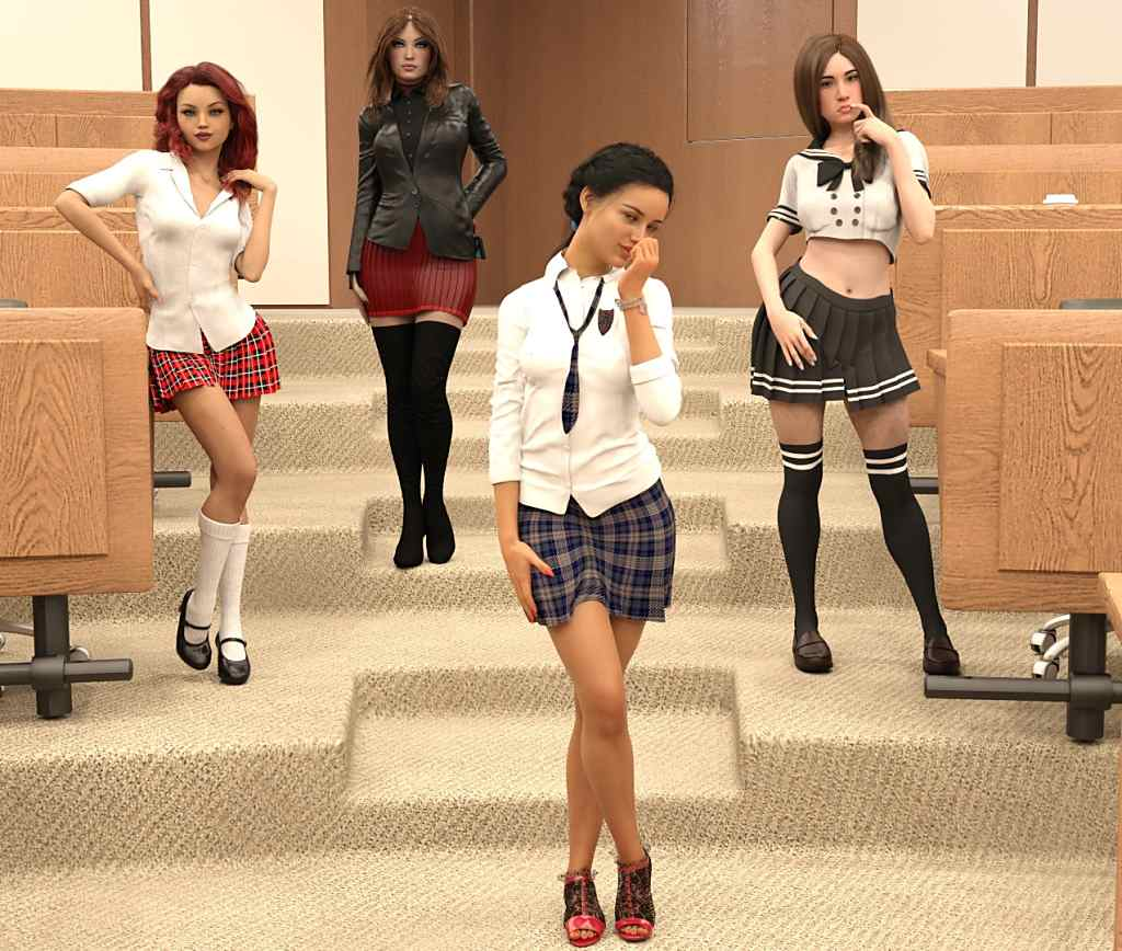College Seduction [v9.5] [Tremmi]
