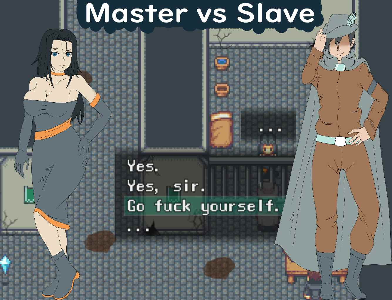 Master vs Slave [v0.5] [Noxurtica]
