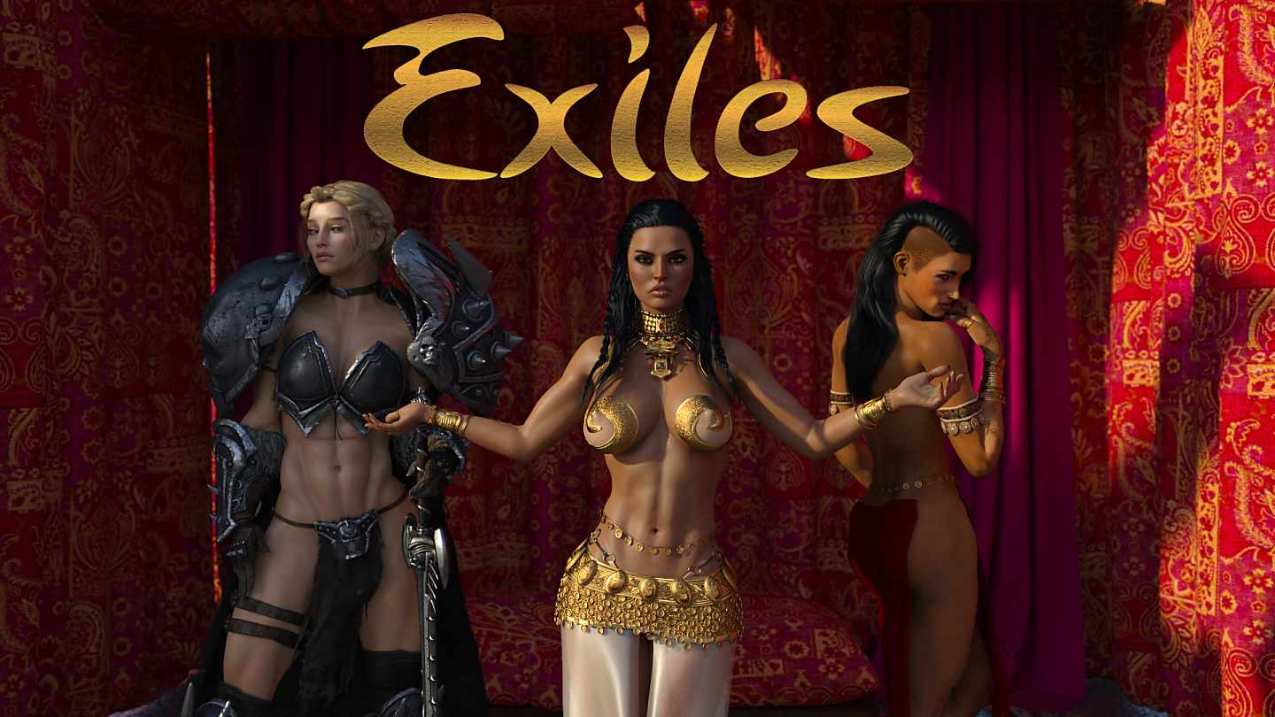 Exiles [Chapter 1 v0.1a] [Tim.E.Pants Games]